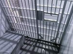 Prison Bars 1
