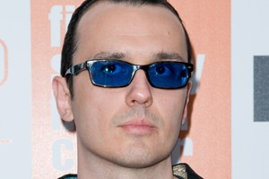 Damien Echols (These are actually the 3D glasses you'll need for my movie.)