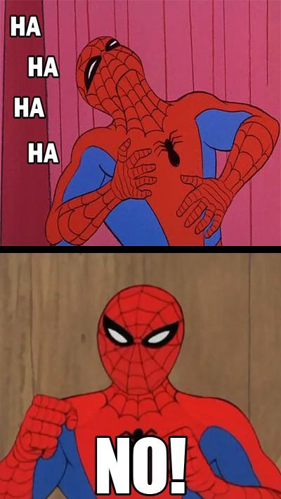 spidermanno