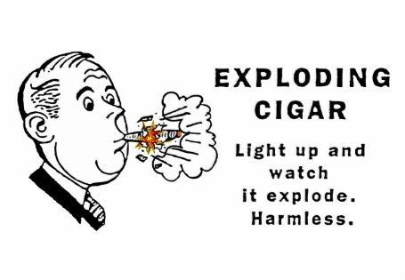 explodingcigar