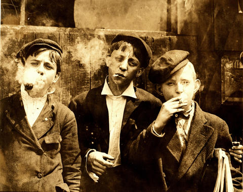 smokingkids