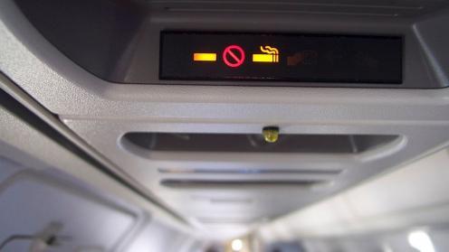 smokingplane