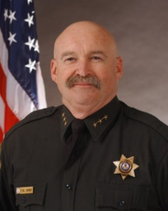 Former JeffCo. Sheriff Ted Mink