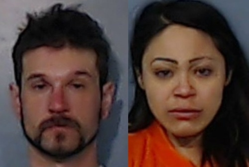 Couple convicted of murder of Abilene police officer amid doubts of intent