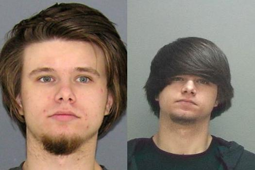 The many mugshots and hairstyles of  Cody Lee Jackson