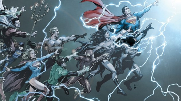 Trench on DC Rebirth