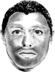Sketch of the suspect