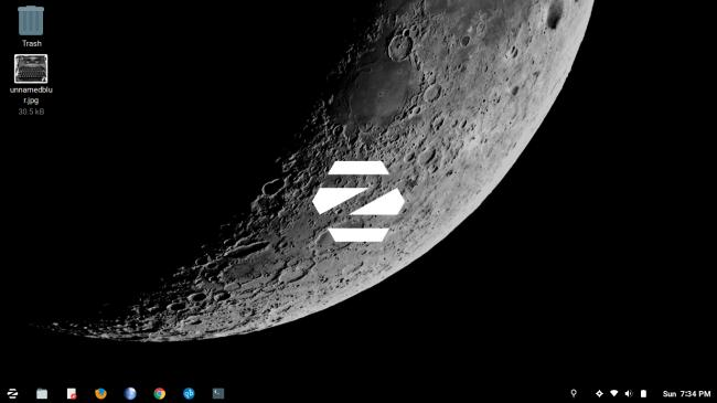 Trench's adventures in Linux: Zorin OS 12 Core