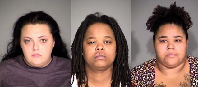 Trio of Indy women charged with prostituting underage girl on Backpage