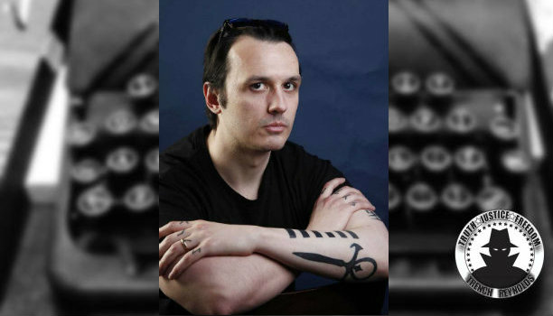 Damien Echols returns to the scene of the crime to protest Arkansas executions