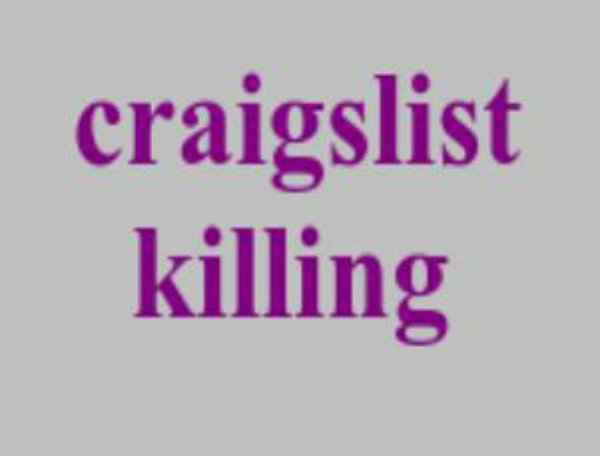 Police say CT craigslist killing was an organized hit