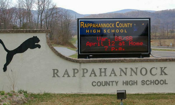 Two students charged in school shooting plot at small town Virginia high school