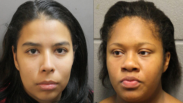 Two Houston women accused of turning out 14-year-old on Backpage