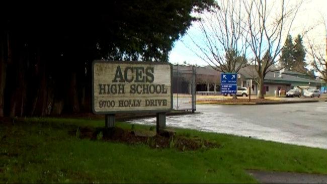 Washington school shooting narrowly avoided