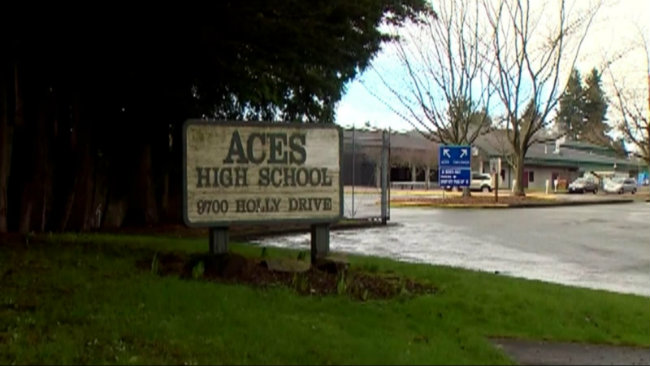 Washington school shooting narrowly avoided