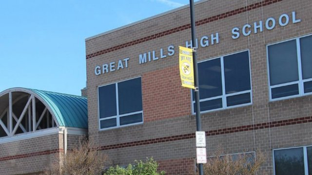 Shooter and victim dead after March shooting at Maryland high school
