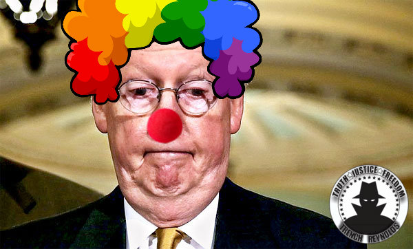 Mitch McConnell is an assclown (says gov't can't prevent school shootings)