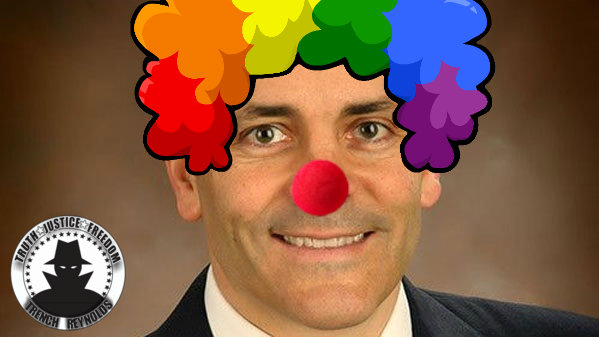 Ky. Gov. Matt Bevin is an assclown (Blames video games for shootings)