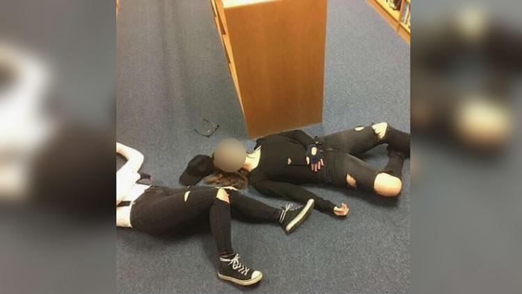 Kentucky kids cosplay as Columbine killers