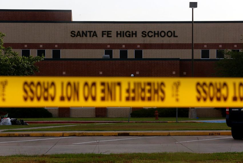 Santa Fe High School shooter taken into federal custody