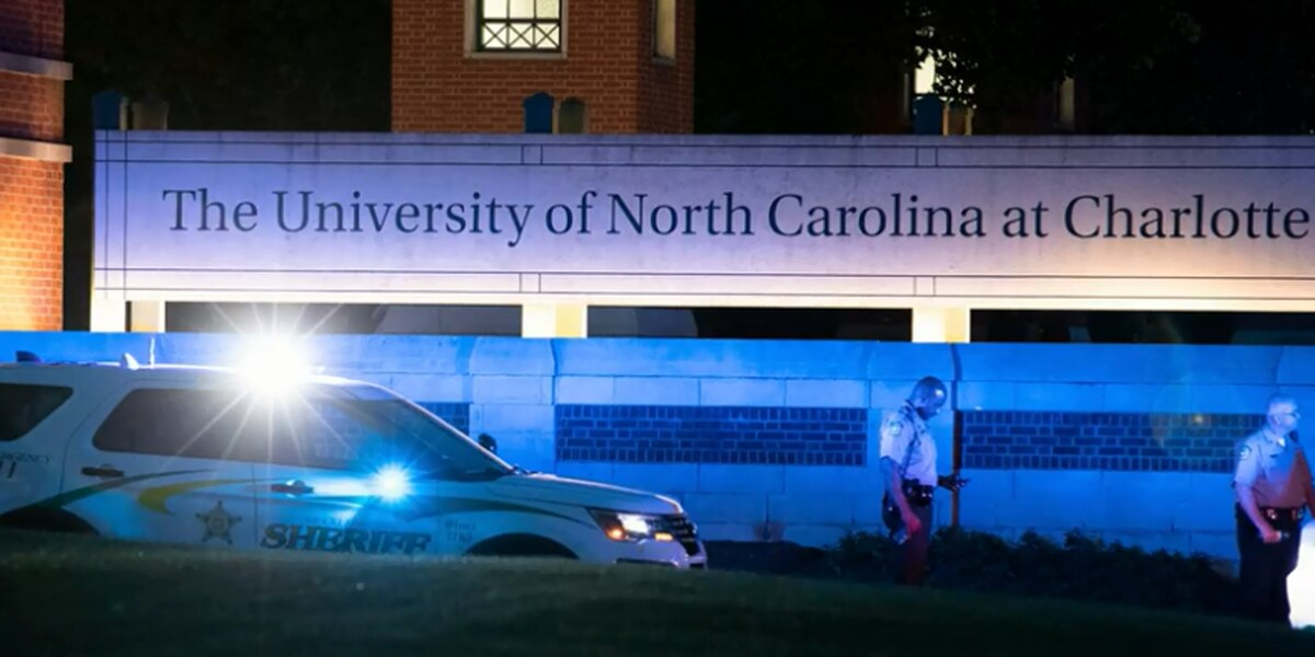More on the UNCC shooting