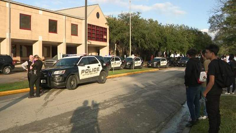 Students saw gun prior to Bellaire HS shooting