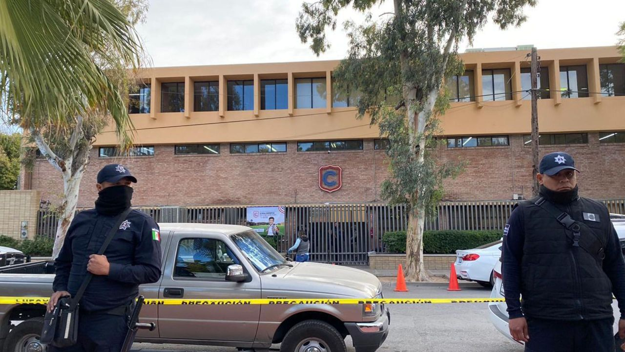 School shooting in Mexico leaves teacher and 11-year-old shooter dead